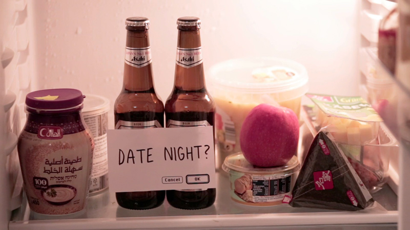 Cancel OK Sticky Notes Harald Geisler - Date Night